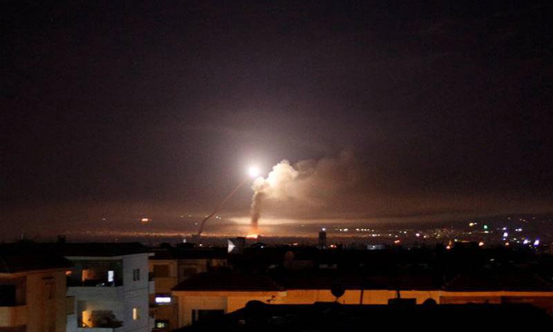 Минобороны РФ: система  ПВО Сирии сбила более  половины израильских ракет