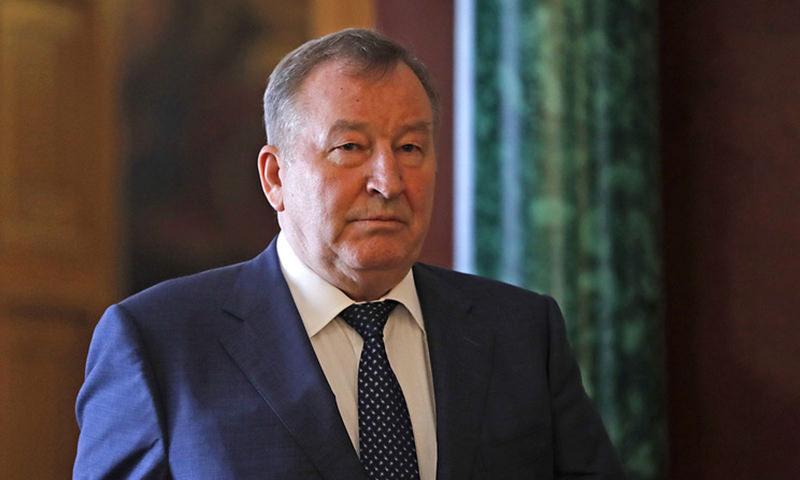 Губернатор Алтайского  края Александр Карлин  объявил об отставке
