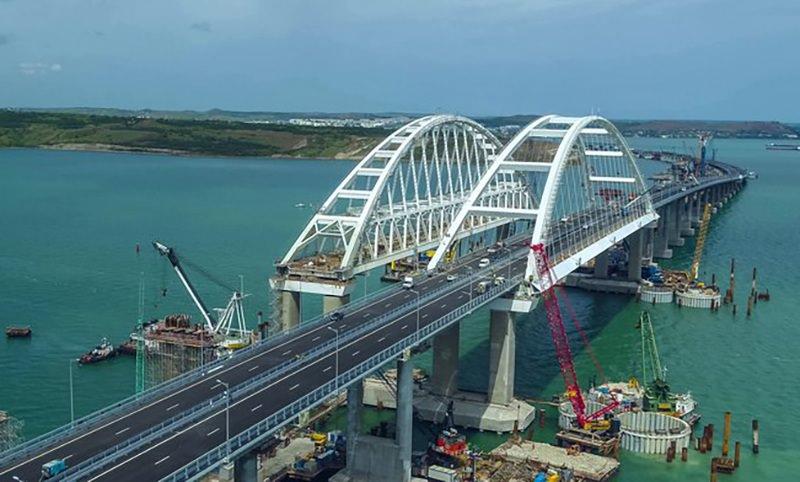 Эксперт объяснил украинским бомбистам что их ждет на подходе к Крымскому мосту