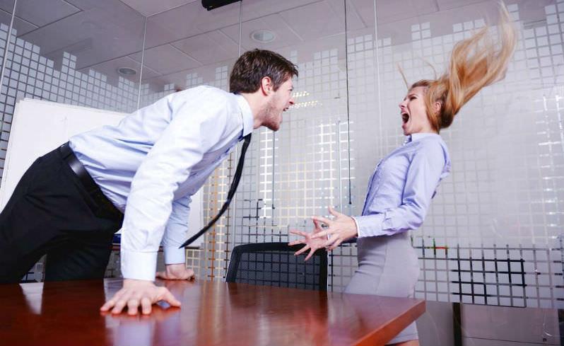 Когда на работе сдают нервы
