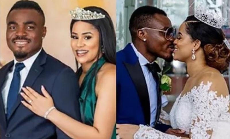 Обновил: нигериец развелся с Мисс Нигерия-2013 и женился на Мисс Нигерия-2014