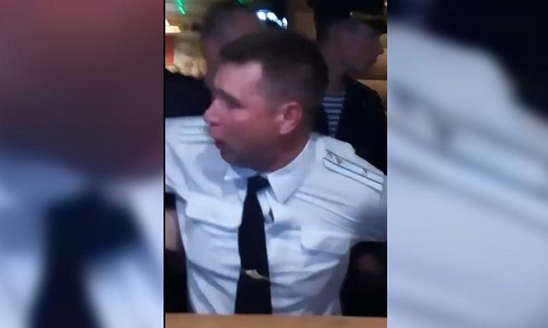 Полковник приказал автоматчикам напасть на полицию в Костроме