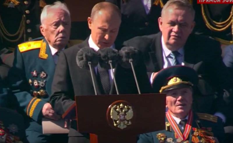 Россия не позволит исказить историю и забыть героев: Владимир Путин