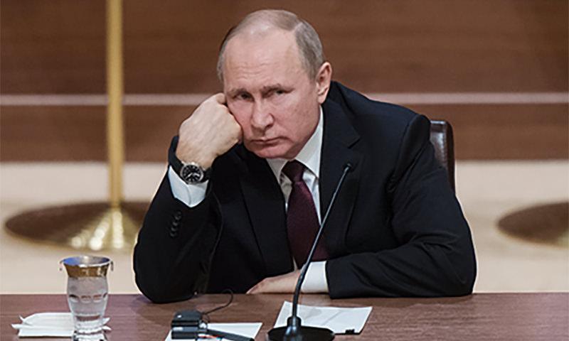 Forbes лишил Путина  титула самого влиятельного  человека в мире