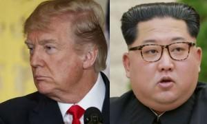 Трамп отказался встречаться с Ким Чен Ыном