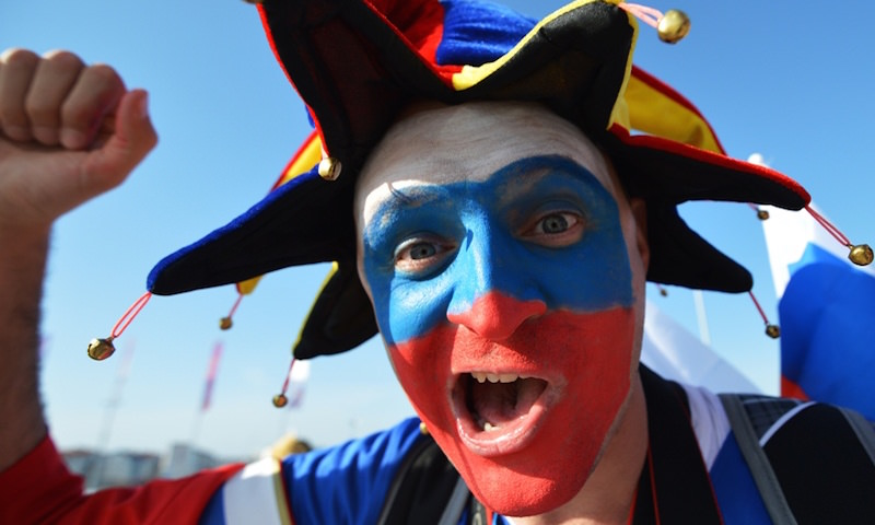 Сколько россиян верят в победу на ЧМ-2018 по футболу