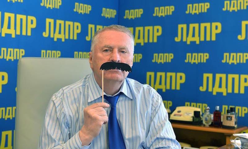 Россияне отращивают усы, чтобы помочь сборной на ЧМ-2018