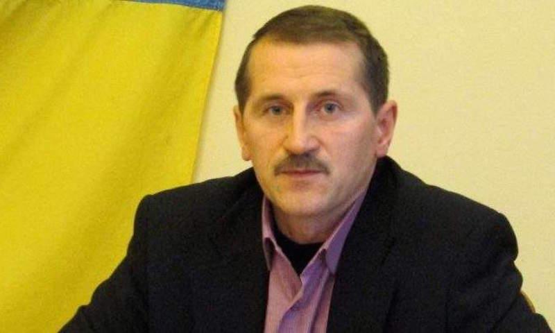Мэр украинского города ответил на критику кулаком в лицо