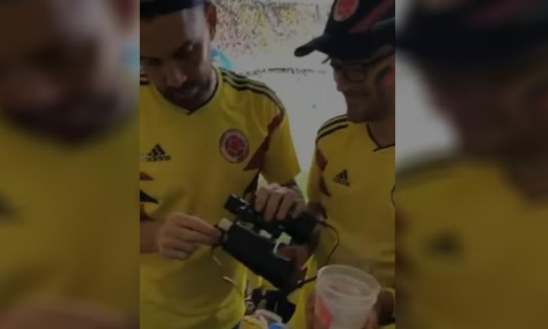 Самые дальновидные выпивохи на ЧМ-2018
