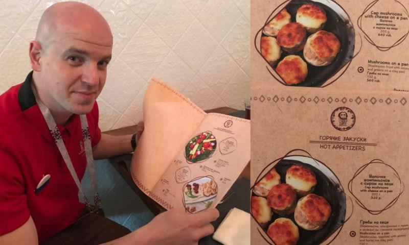 В московском кафе цены для иностранцев подняли вдвое