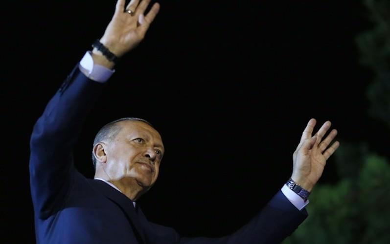 Эрдоган победил на президентских выборах