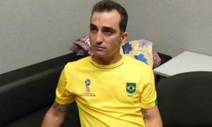 В тюрьму после матча: бразильца арестовали на ЧМ-2018