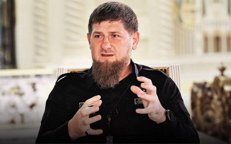 Кадыров предложил отбирать всё