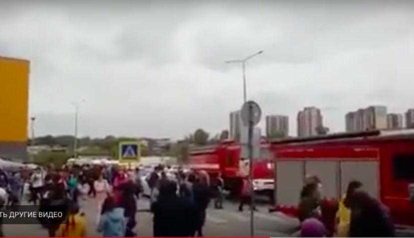 Пришли на праздник: 10 детей пострадали во время пожара в ТЦ Иркутска