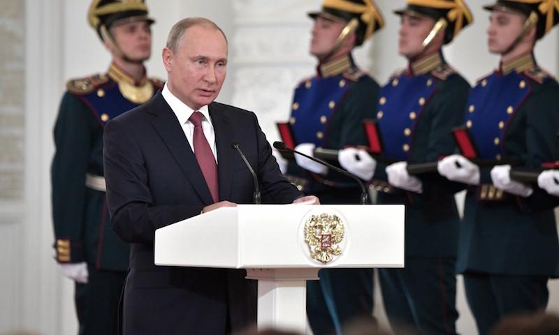 Путин назначил членов администрации президента