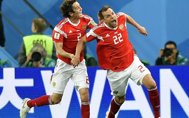 Россия одержала историческую победу