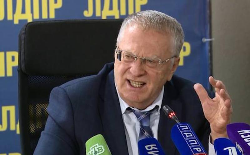 Жириновский предложил вместо пенсионной реформы