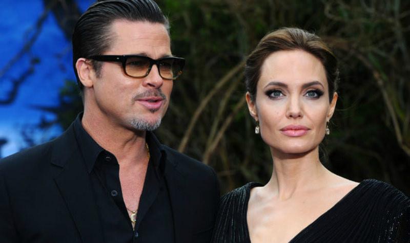 Брэд Питт отобрал детей у Анджелины Джоли