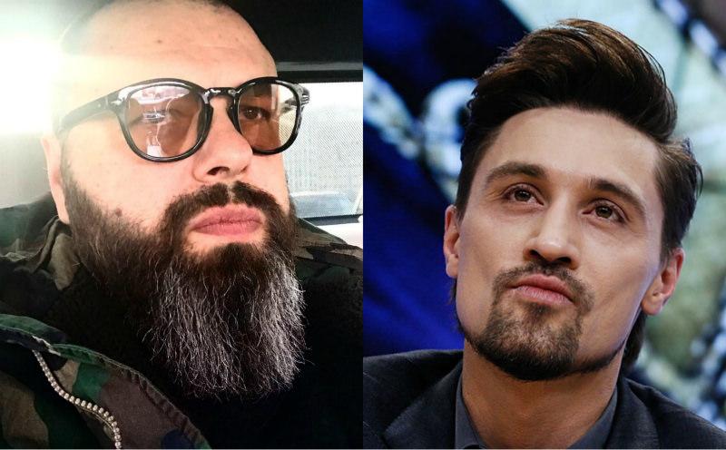 Дима Билан обвинил Фадеева в тотальном игноре