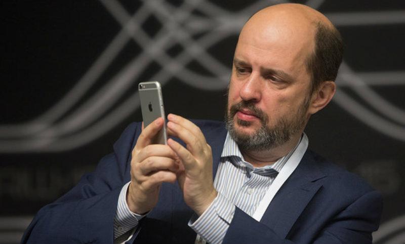 Герман Клименко уволен с поста советника президента по интернету