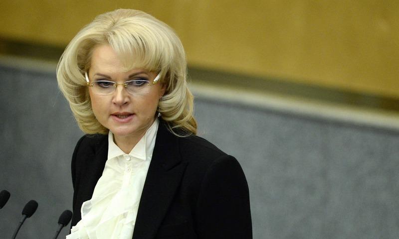 Голикова: среднегодовая прибавка к пенсиям составит 12 тысяч рублей