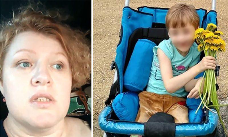 Женщину с ребенком в инвалидной коляске отказались пустить в самолет в столичном аэропорту