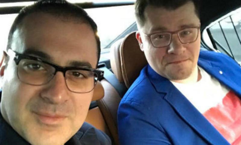 «Проблемный резидент»: Гарик Мартиросян жестко раскритиковал Харламова