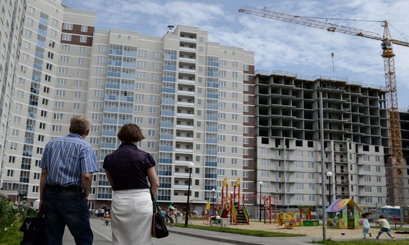 В России запретят продавать недостроенное жилье
