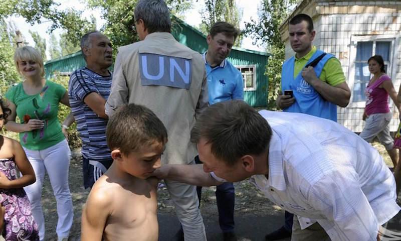 Сколько погибло в Донбассе: данные ООН