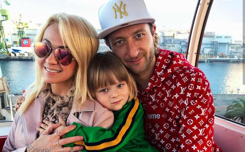 Евгений Плющенко с семьей оказался в эпицентре землетрясения