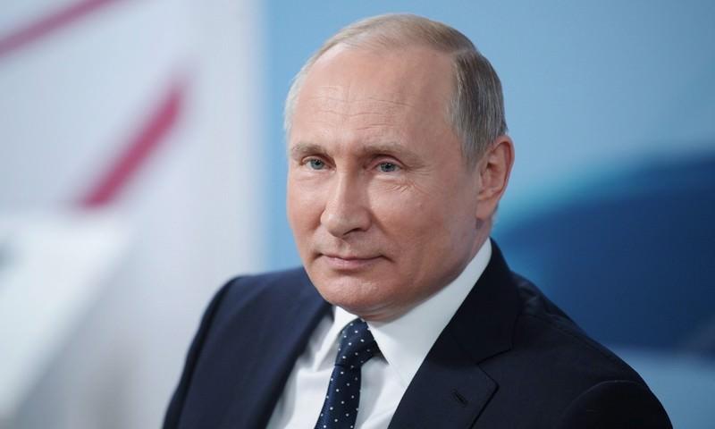 Путин заявил о необходимости усилить персональную ответственность чиновников