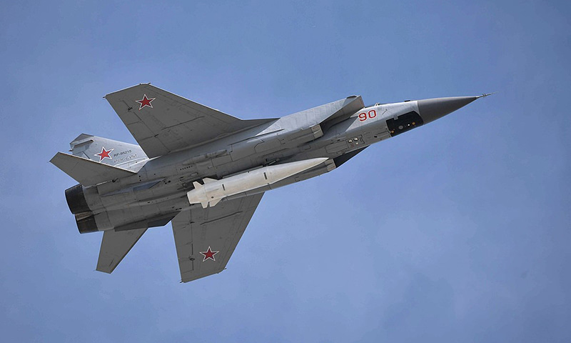 Эксперт назвал новейшие военные разработки России оружием