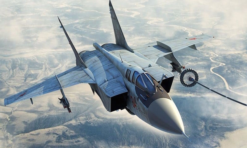 Запад признал, что «убийственному» Миг-31 нет равных в мире