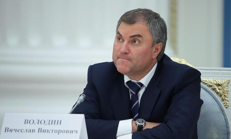 Володин предложил наказывать за оскорбления в СМИ чиновников