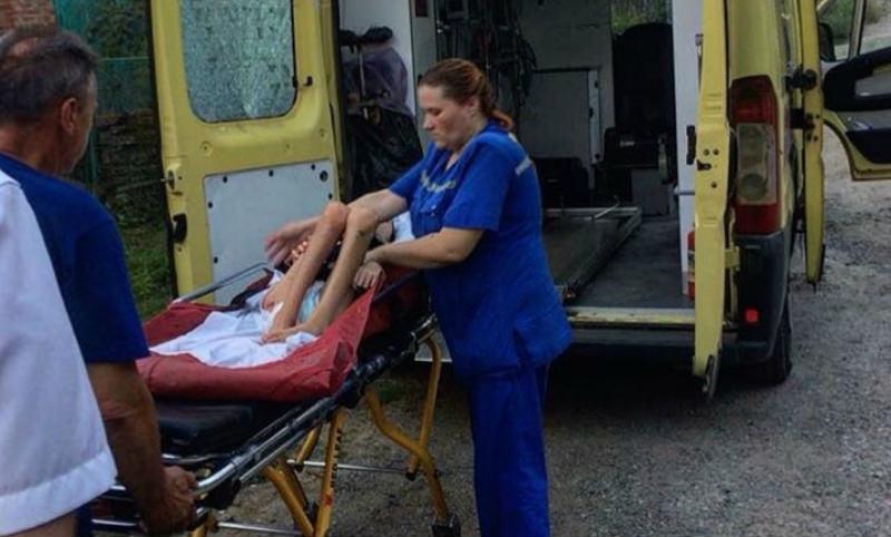 Мать отказалась отдавать врачам парализованного ребенка в Горячем Ключе