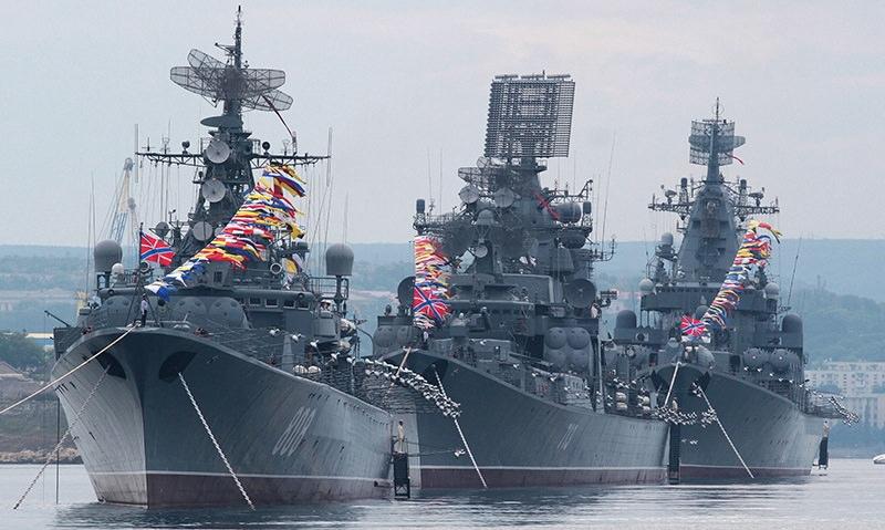 Календарь: 29 июля - День ВМФ России