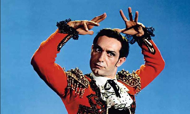 Календарь: 15 июля - День великого танцовщика Махмуда Эсамбаева