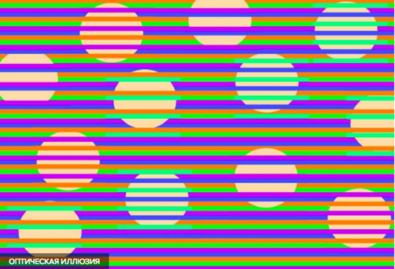 Какого цвета круги? Ученый предложил для