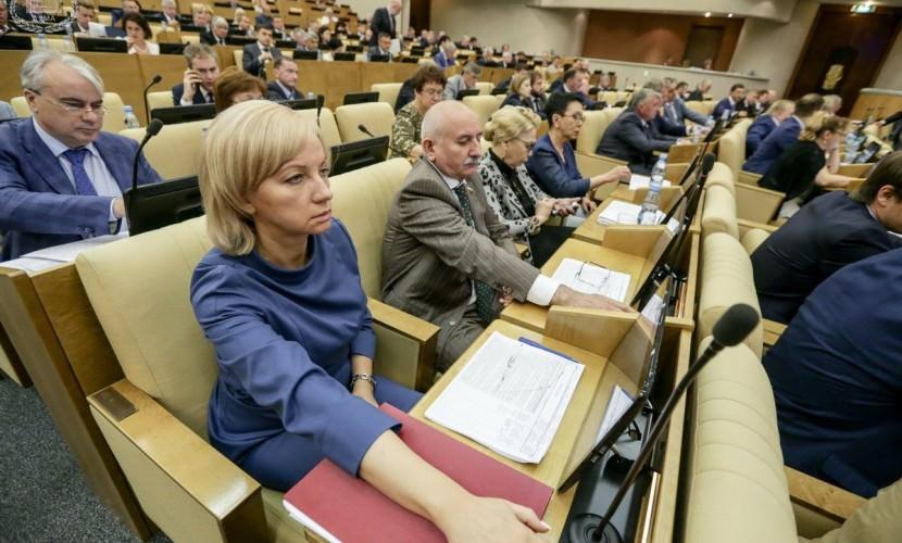 Госдума отклонила проект о распределении между гражданами части доходов от недр