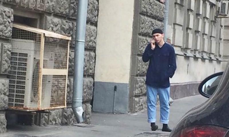 Задержан ударивший полицейского ножом в центре Москвы