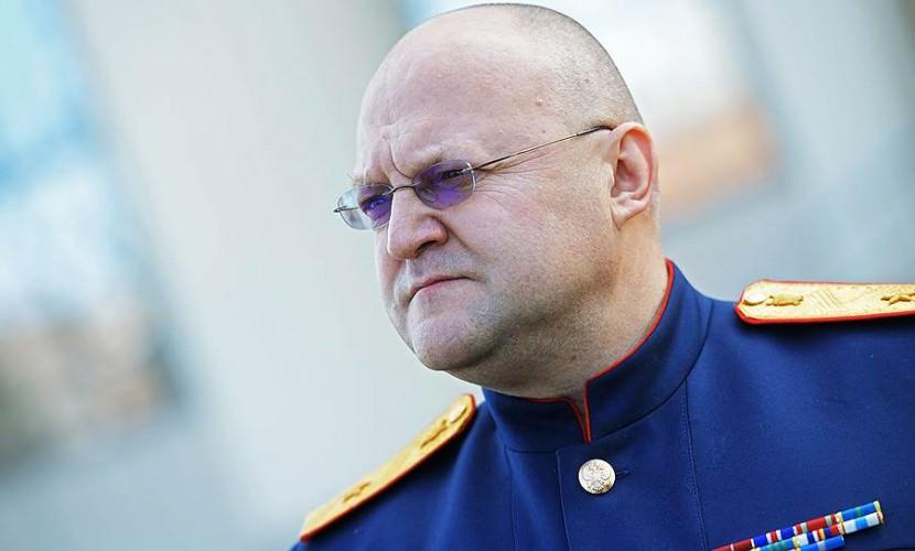 В столицеРФ задержали экс-главу столичногоСК