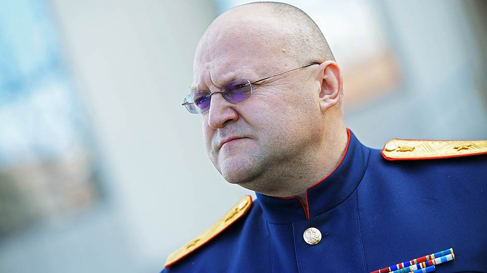 ФСБ задержала главу СК по Москве Александра Дрыманова