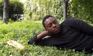 Ограбленный в Киеве кениец вынужден был три недели жить на улице
