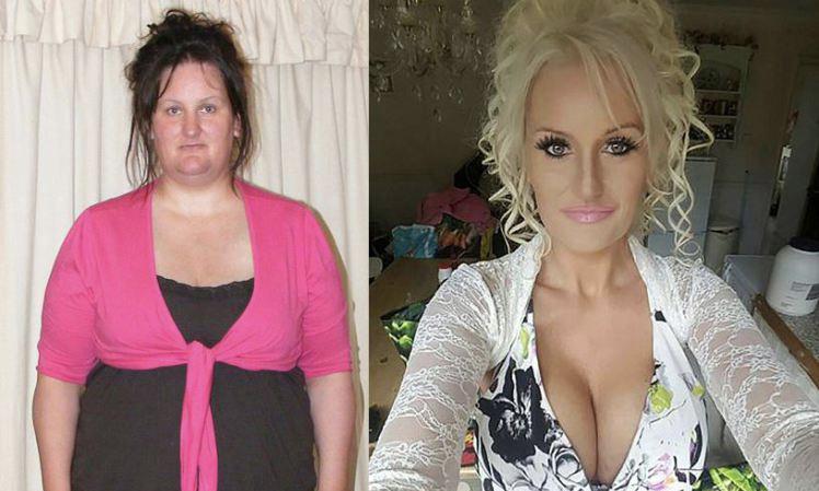 Британка в 46 лет решила стать моделью