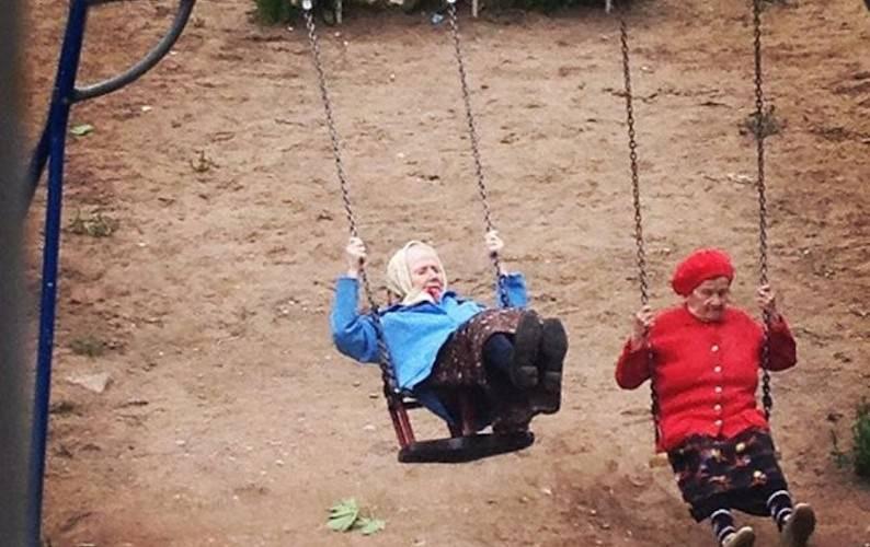 Успели выйти на пенсию: пермские бабушки