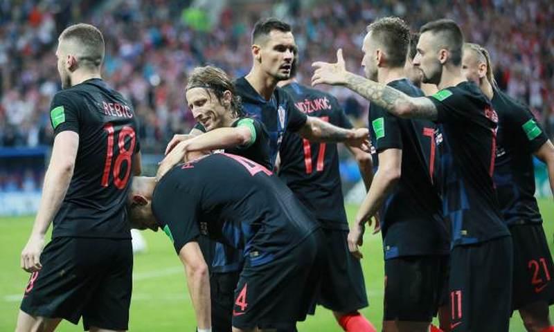 Сборная Хорватии впервые вышла в финал ЧМ