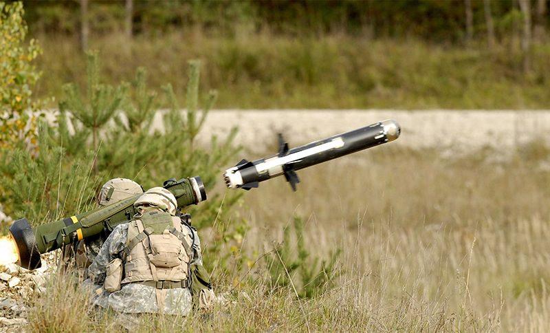 Американские ПТРК Javelin, переданные Украине, не работают