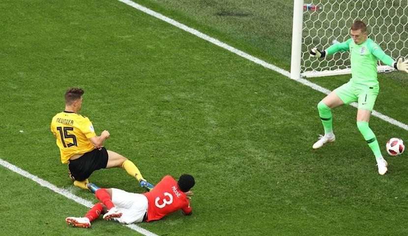 Бельгия впервые в истории завоевала бронзовые медали чемпионата мира
