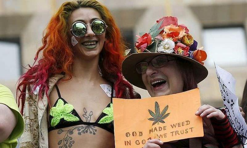 В Грузии легализовали употребление марихуаны