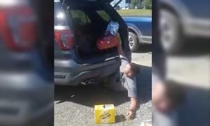 Когда не работает сенсор открытия багажника